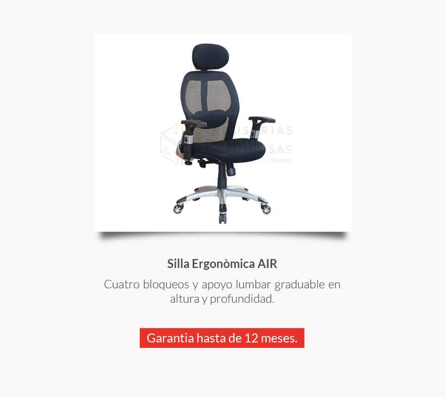 Sillas presidencia | Industrias Romil | Cali Colombia